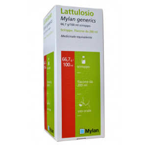 LATTULOSIO MY%OS 200ML 66,7%