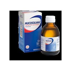 MUCOSOLVAN%SCIR 200ML 15MG/5ML