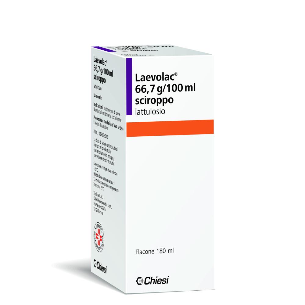 LAEVOLAC%SCIR 180ML 66,7%