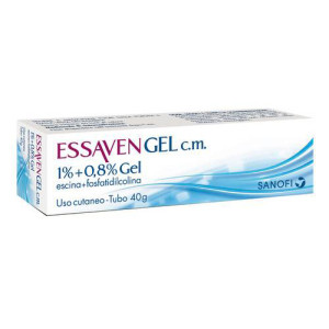 ESSAVEN%GEL 40G 10MG/G+8MG/G