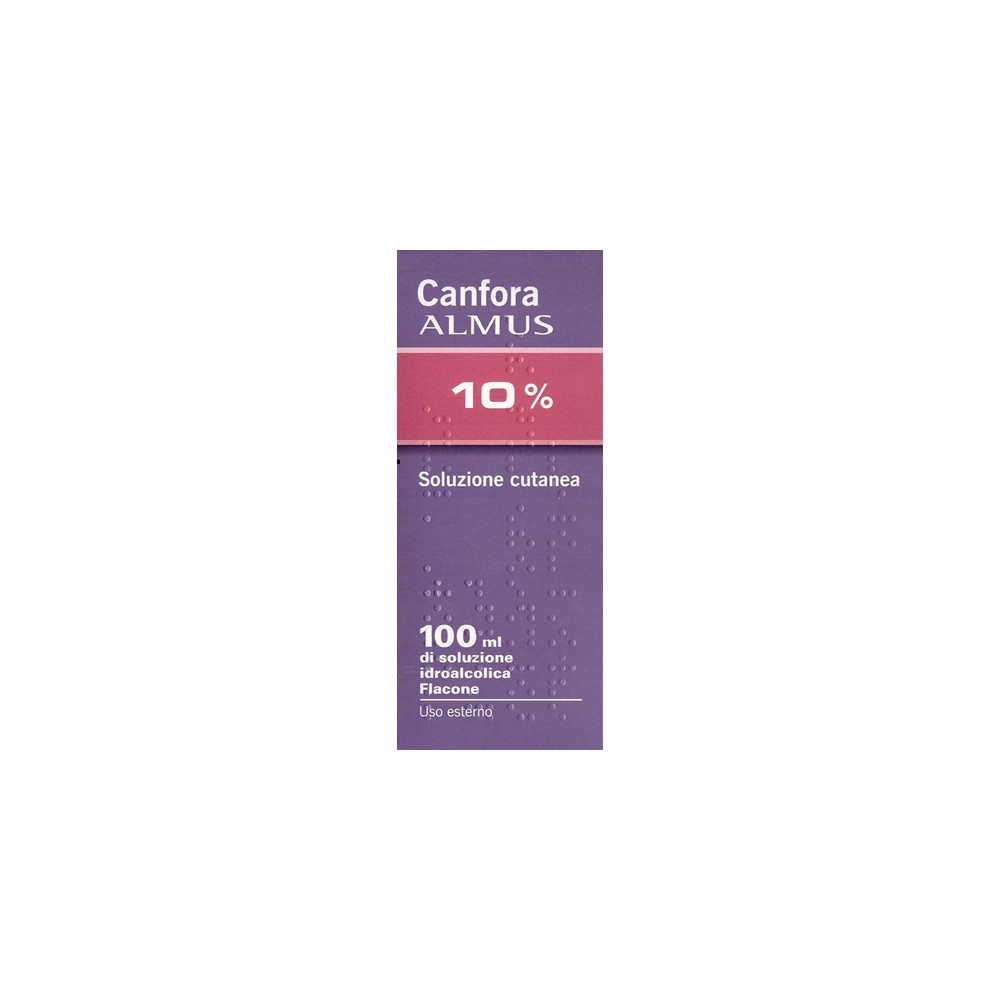 CANFORA%10% SOL OLEOSA 100ML