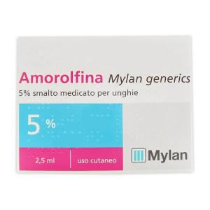 AMOROLFINA MY%SMALTO 2,5ML 5%