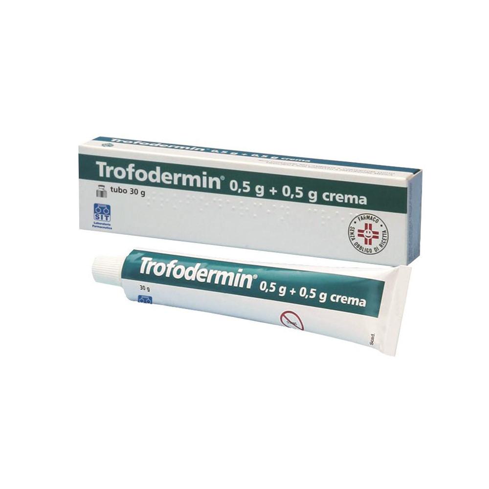 TROFODERMIN%CR DERM30G 0,5+0,5