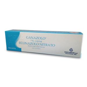 GANAZOLO%CREMA 30G 1%