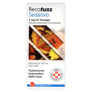 RECOTUSS SEDATIVO%SCIR 100ML