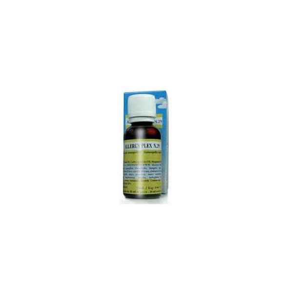 ALLERGYPLEX 29 POLLINE GTT