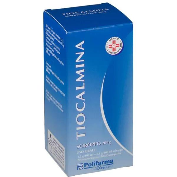 TIOCALMINA%SCIR 200G