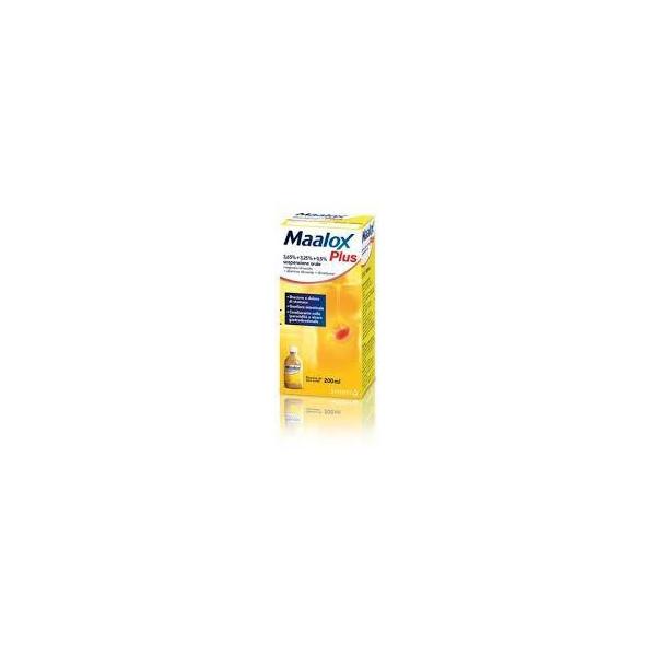 MAALOX PLUS%OS SOSP 4+3,5+0,5%
