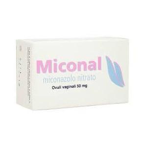 MICONAL%15 OV VAG 50MG