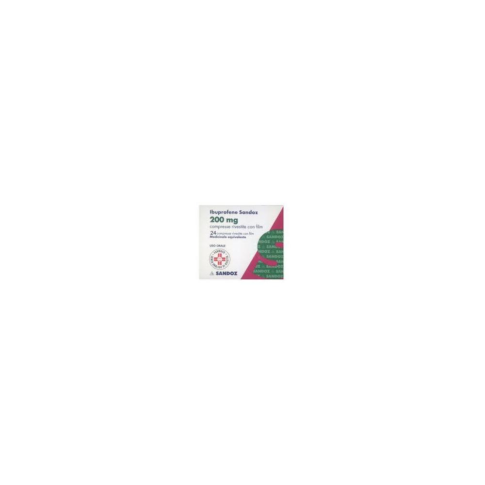 IBUPROFENE SAN%24CPR RIV 200MG