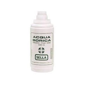 ACIDO BORICO SELLA%3% 500ML