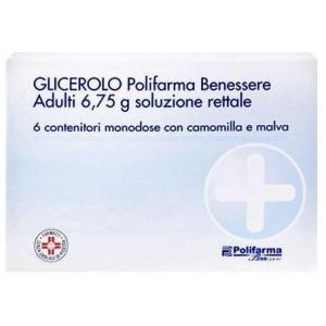 GLICEROLO POLI%6CONT 6,75G
