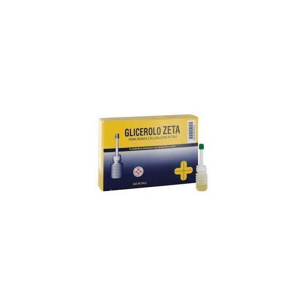 GLICEROLO ZETA%6CONT 2,25G CAM