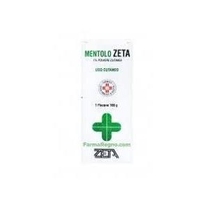 MENTOLO ZETA%1% 1FL 100G
