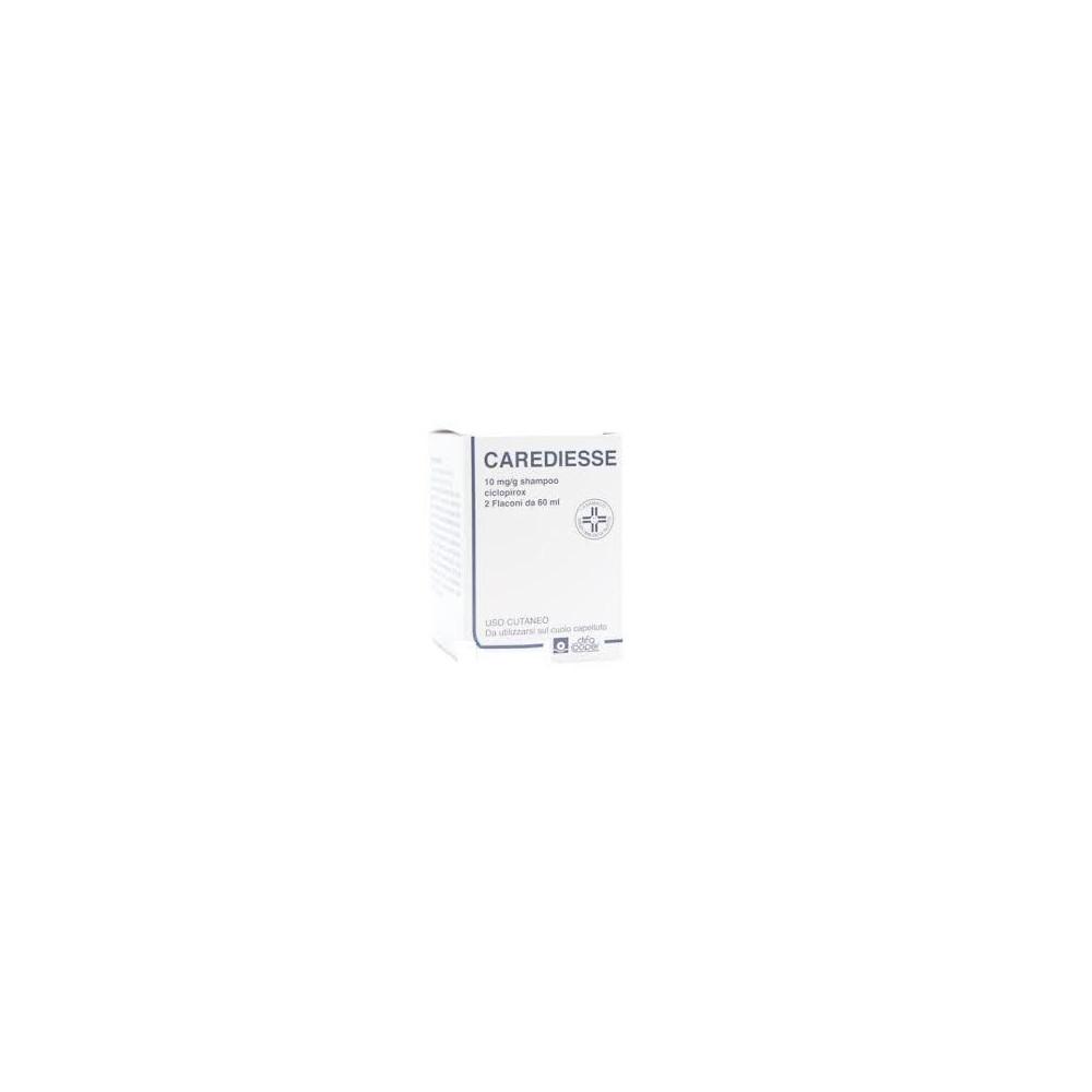 CAREDIESSE%SHAMP2FL 60ML10MG/G