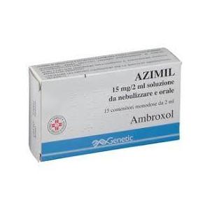 AZIMIL%OS NEBUL 15FL 15MG 2ML