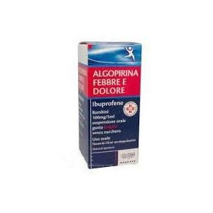 ALGOPIRINA FEBBRE DOL%150ML FR