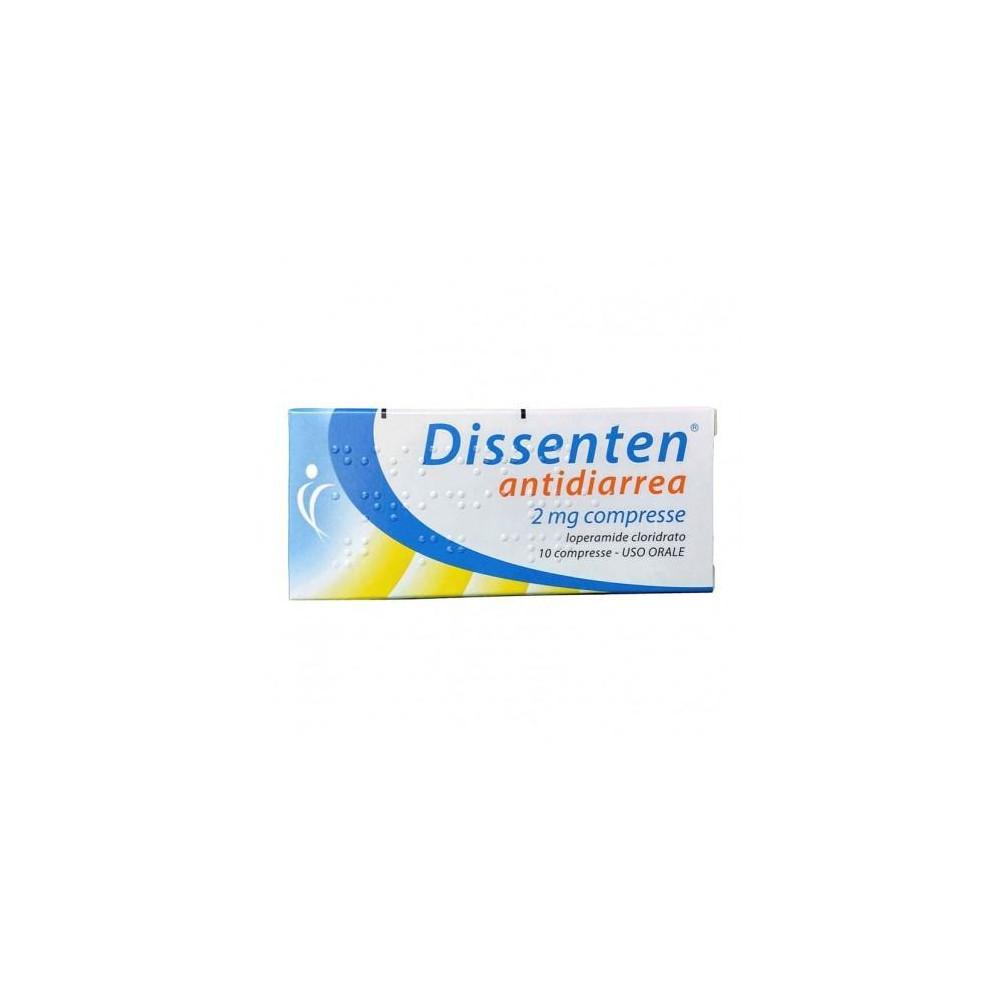 DISSENTEN ANTIDIARREA%10CPR2MG