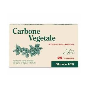 CARBONE VEGETALE 25CPR