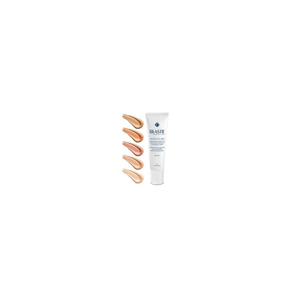 RILASTIL CAMOUFL FOND H C40 30