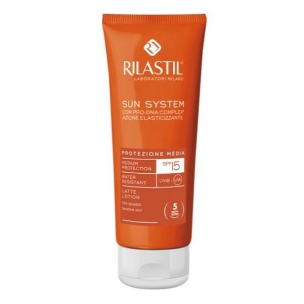 RILASTIL SUN SYS PPT 15 LATTE