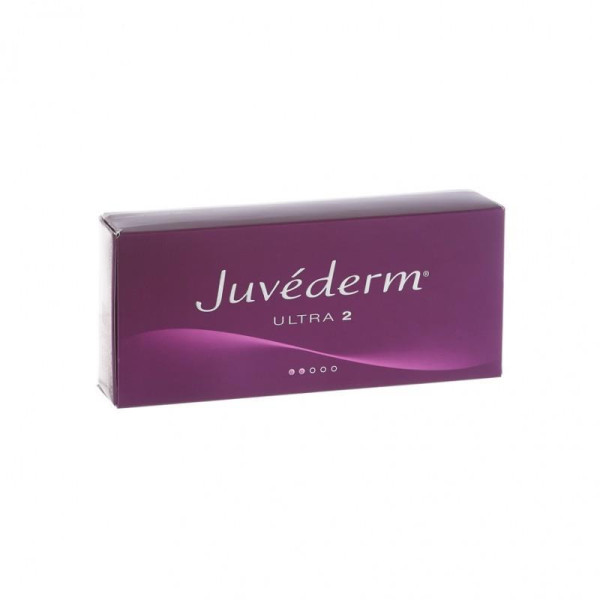 JUVEDERM ULTRA 2 2 SIRINGHE DA 0,55ML