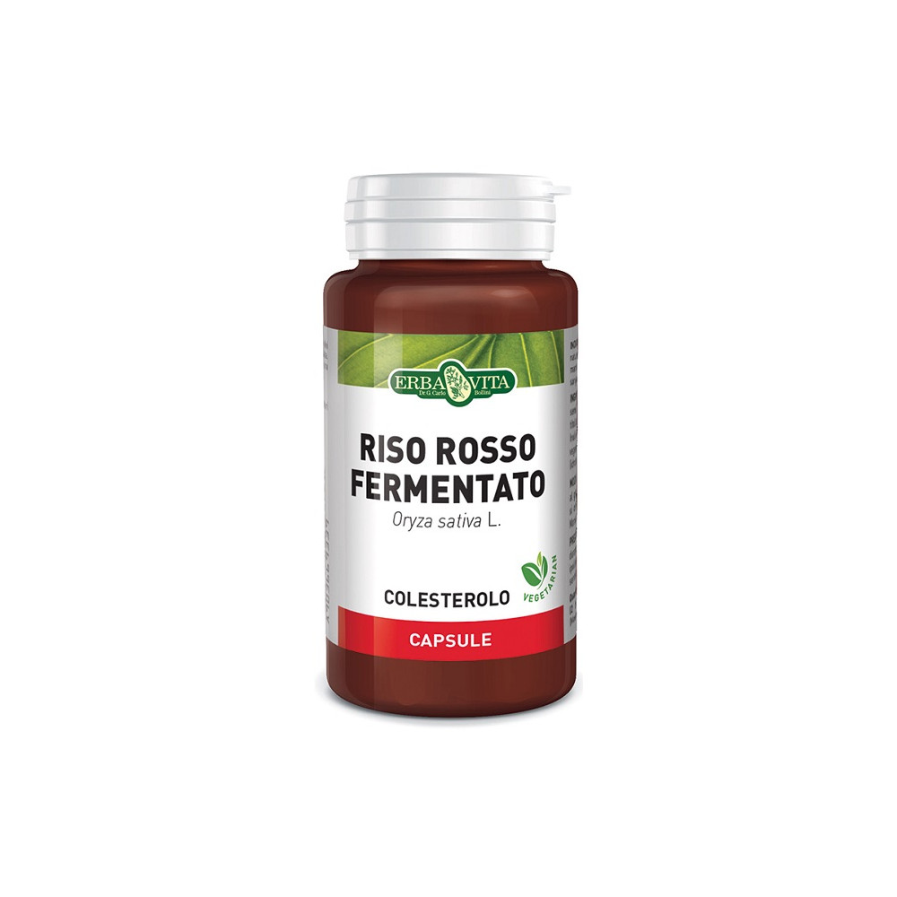 RISO ROSSO 60CPS 450MG