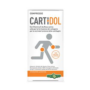 CARTIDOL COMPRESSE 45CPR