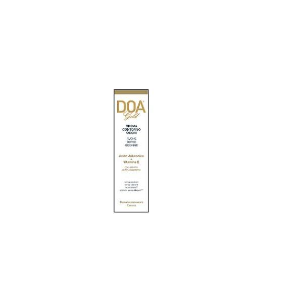 DOA GOLD CR CONT OCCHI 30ML